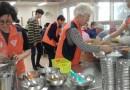 국제와이즈멘 목포클럽 배식봉사
